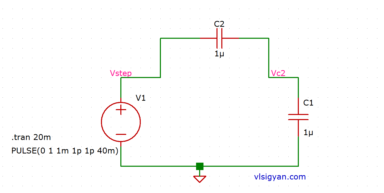 voltage_distribution_across_capacitor